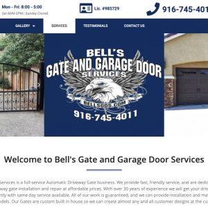Doors and Gates Website