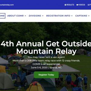 Mountain Relay Website
