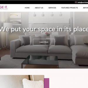 Sort It Stage It Website